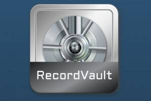 Sponsored App Review: RecordVault