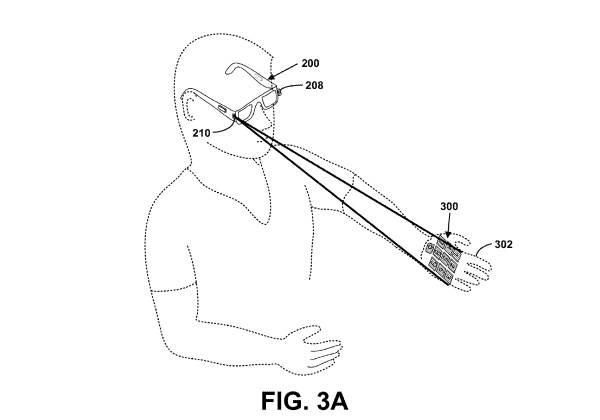 google-glass-laser-projection patent