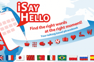 Sponsored App Review: iSayHello Communicator