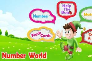 Sponsored App Review: Kids Number World