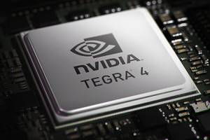 Nvidia Still In The Android Game; Tegra Sales On The Rise