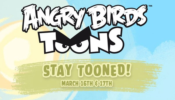Angry Birds Toons Revealed