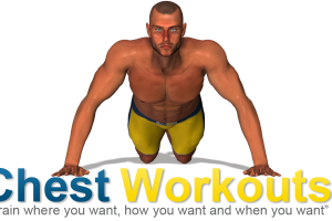 Sponsored App Review: Chest Workout