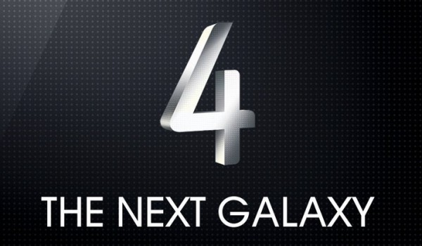 Samsung Tells Us to Get Ready for Galaxy S IV