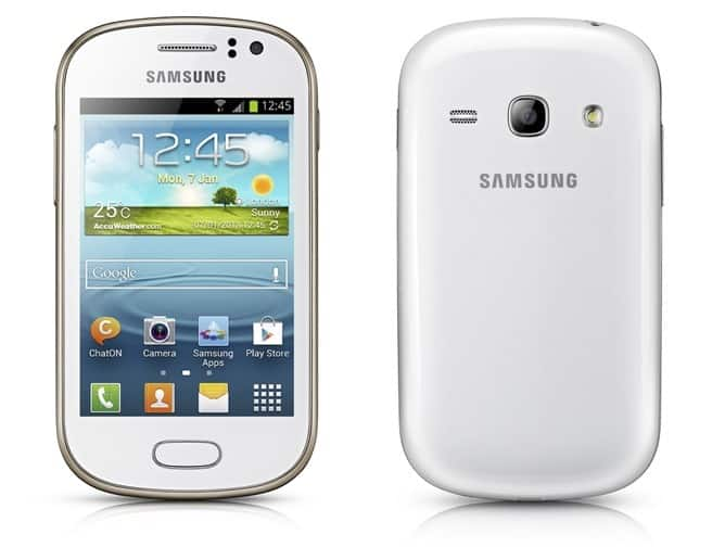 Galaxy Fame Front and Rear
