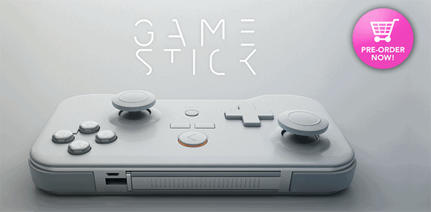 GameStick available to preorder