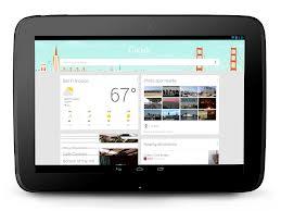 Google Nexus 10 Now