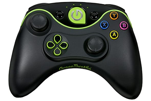 Green Throttle Games Atlus Controller