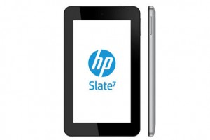 HP Re-Enters the Tablet Market with a Range of Devices, Smartphones to Come As Well