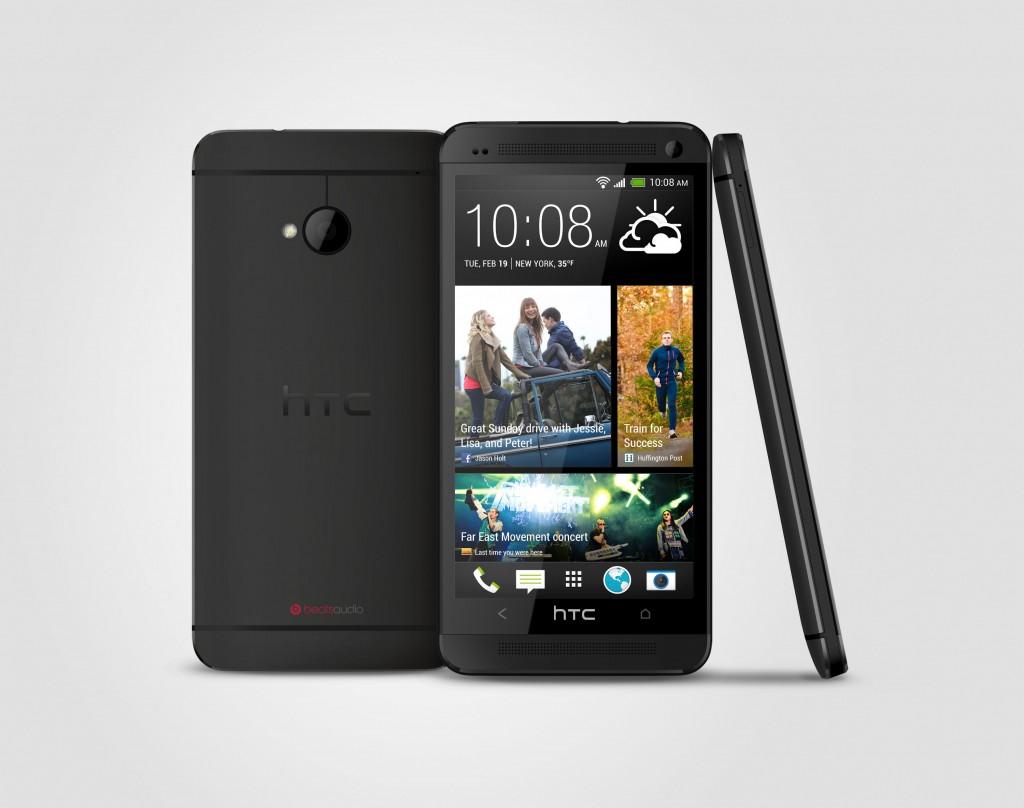HTC One black master