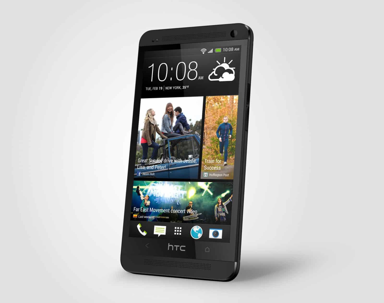 HTC One black master 2