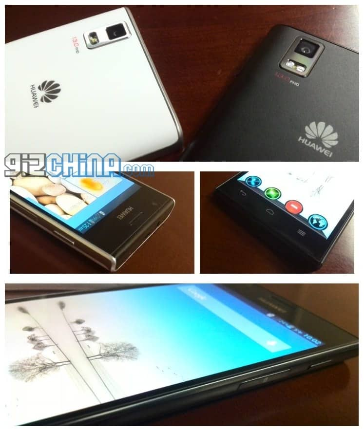 Huawei Ascend P2 Group Shots