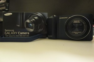 Featured Review: Samsung Galaxy Camera – Point & Shoot running on Jelly Bean