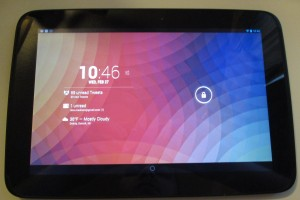 Featured Review: Nexus 10 – High Definition Pure Android Goodness