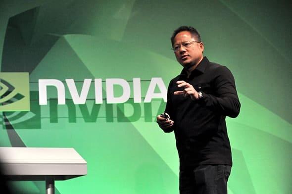 Nvidia CEO Jen-Hsung Huang
