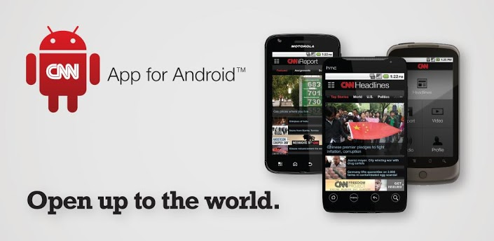 Official CNN App for Android