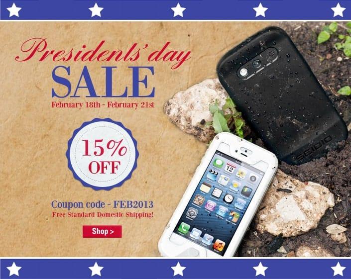 Seidio-Presidents-day-sale