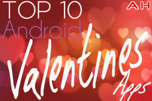 Featured: Top 10 Best Android Valentine's Day Apps