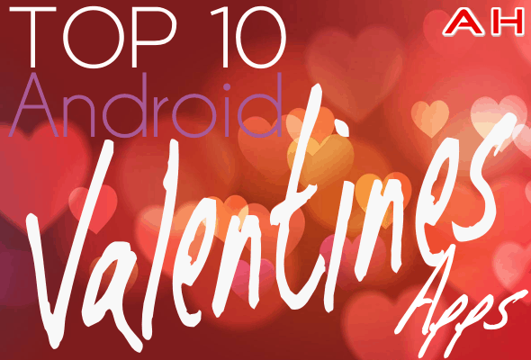Top 10 Best Valentines Day Apps