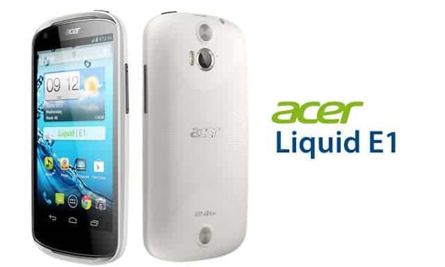 acer-liquid-e1+release-date