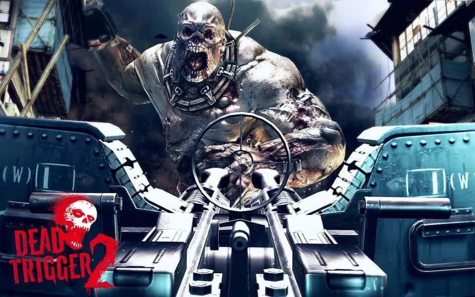 dead trigger 2 zombie attack
