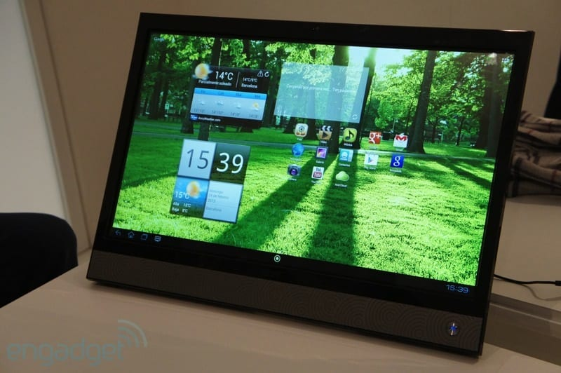 Acer joins the Smart Display market with the DA220HQL ...
