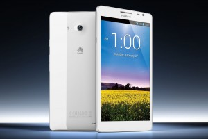 Vodafone UK Grabs an Exclusive on the Huge Huawei Ascend Mate