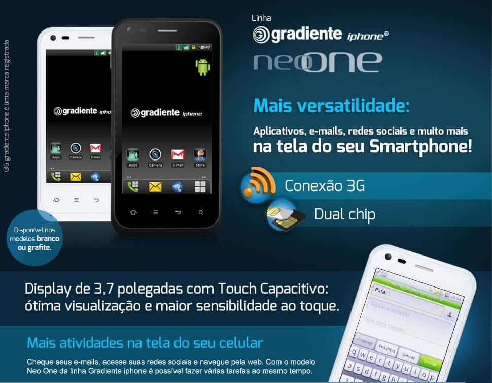 iPhone Neo One Features