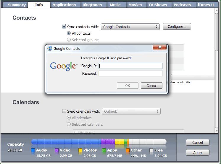 itunes-google-contacts
