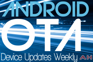 Android OTA: Device Updates & Firmware Weekly Report – November 8th Edition
