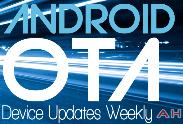 Android OTA Device Updates Weekly