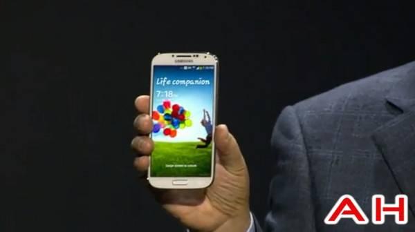 Galaxy S4 Event Phone 1
