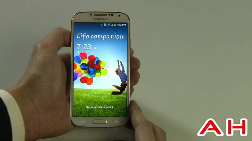 Galaxy S4 Event Phone 2