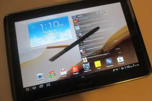 Featured Review: Samsung Galaxy Note 10.1 on Verizon