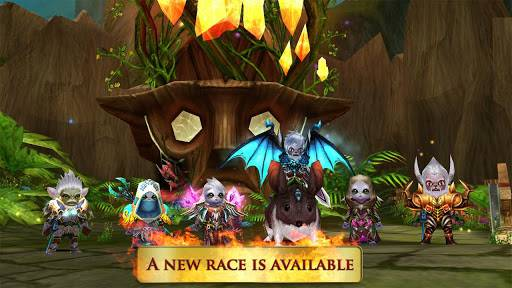 Order and Chaos Mendels Rising Android update 1