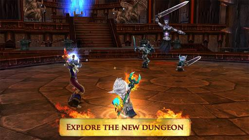 Order and Chaos Mendels Rising Android update 2