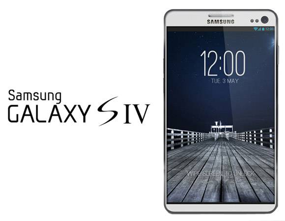 Samsung Galaxy S4 Paired