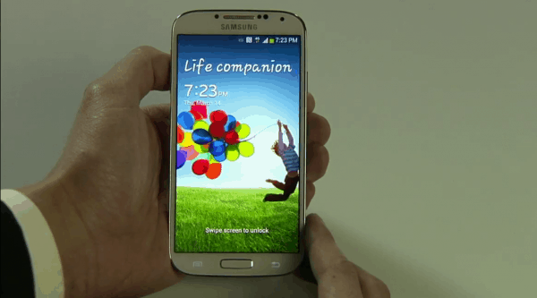 A Leading Expert Touts The Samsung Galaxy S IV's AMOLED Display