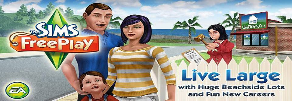 Sims-freeplay-livin-large-android-update