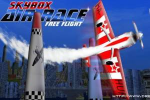 Sponsored Game Review: AirRace SkyBox