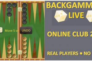 Sponsored Game Review: Backgammon Live