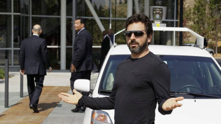 Quotes From Google's Sergey Brin That seek To Inspire