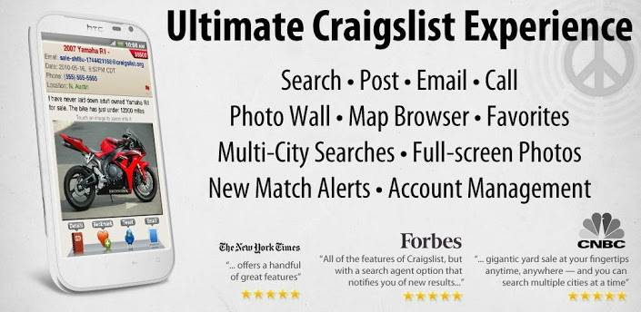 Now, I Know You May Be Wondering Why A Craigslist App Is In Our Top 10 Apartment  Finder Apps List, And We Have An Explanation. Despite All Of The Horror ...
