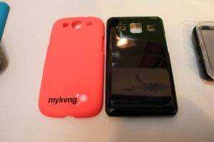 Possible Cases for the Samsung Galaxy S IV Spotted at CeBIT