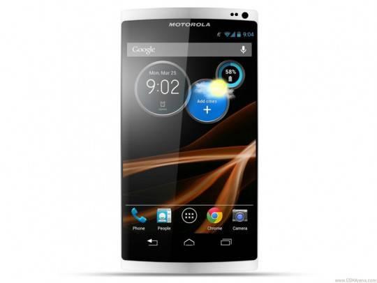 Motorola X Phone Render from GSM Arena