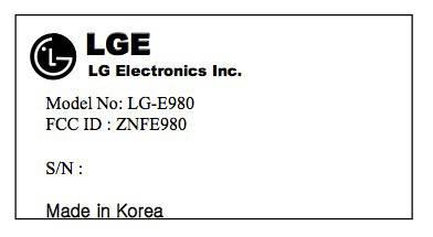 lg-e980-fcc