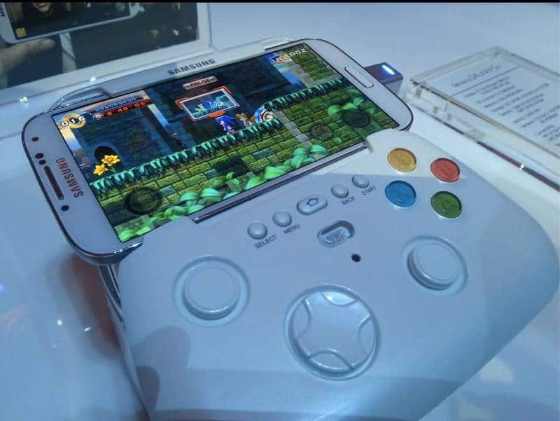 Galaxy S4 Gaming Controller