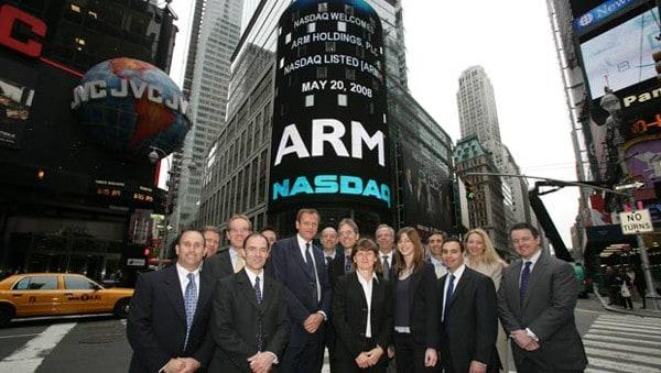 ARM executives