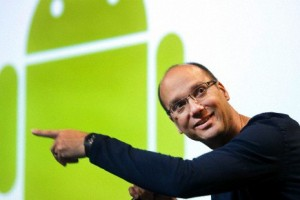The Future of Andy Rubin at Google According to CEO Larry Page