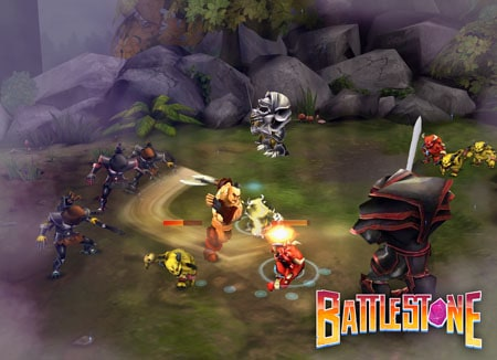 Battlestone Zynga android game 1
